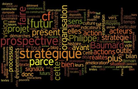 Analyse sémantique des textes du blog